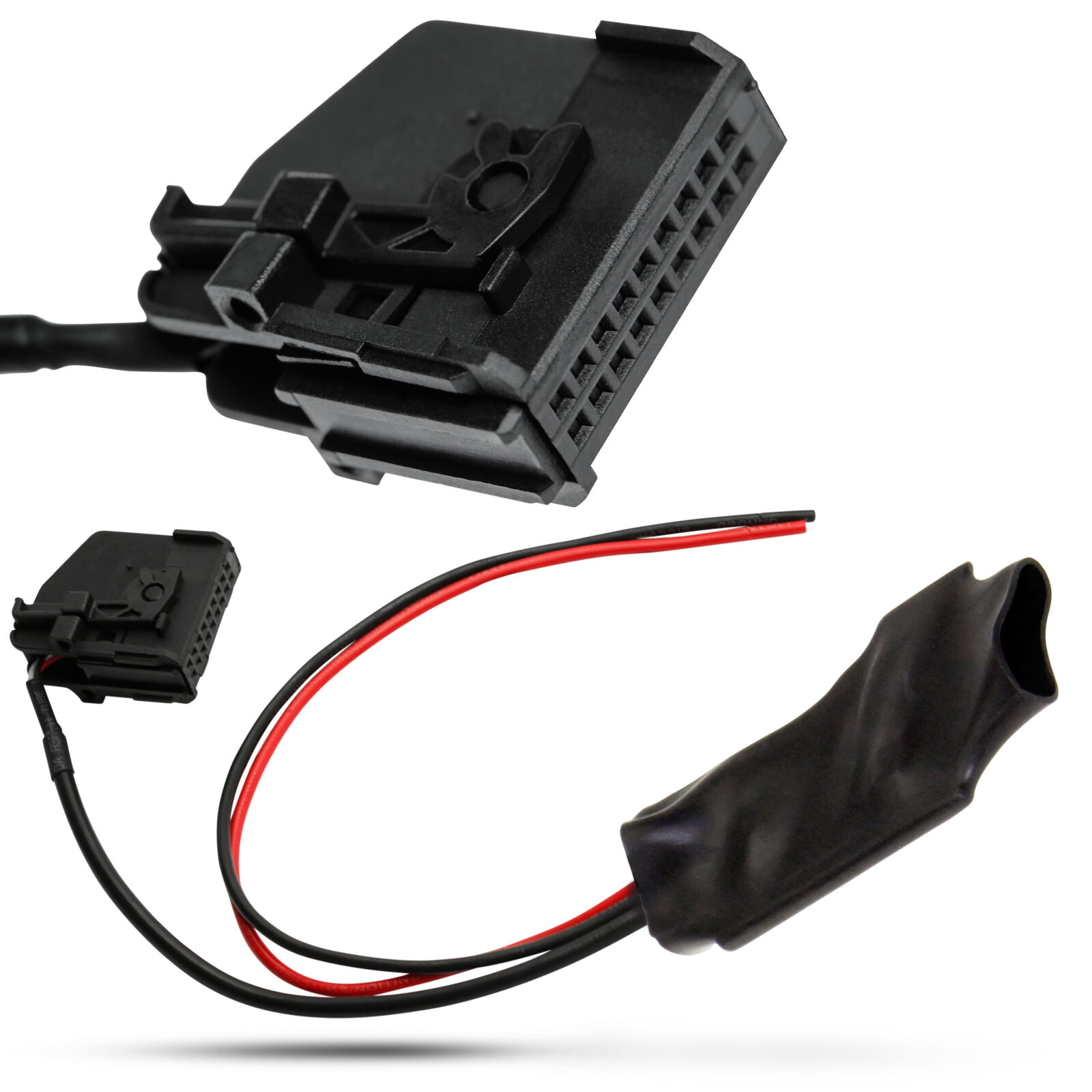 Bluetooth aux in adapter verst rker filter f r for Mercedes benz bluetooth adapter installation