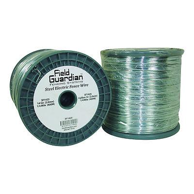 Field Guardian 14 Ga Galvanized Steel Wire 14 Mile Usa Sf1425 814421011848