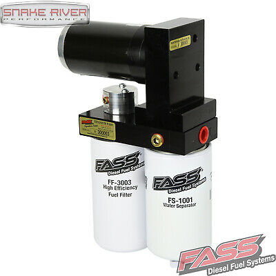 FASS FUEL LIFT PUMP SYSTEM FOR 14-18 DODGE RAM 1500 ECO DIESEL TS D11 125G