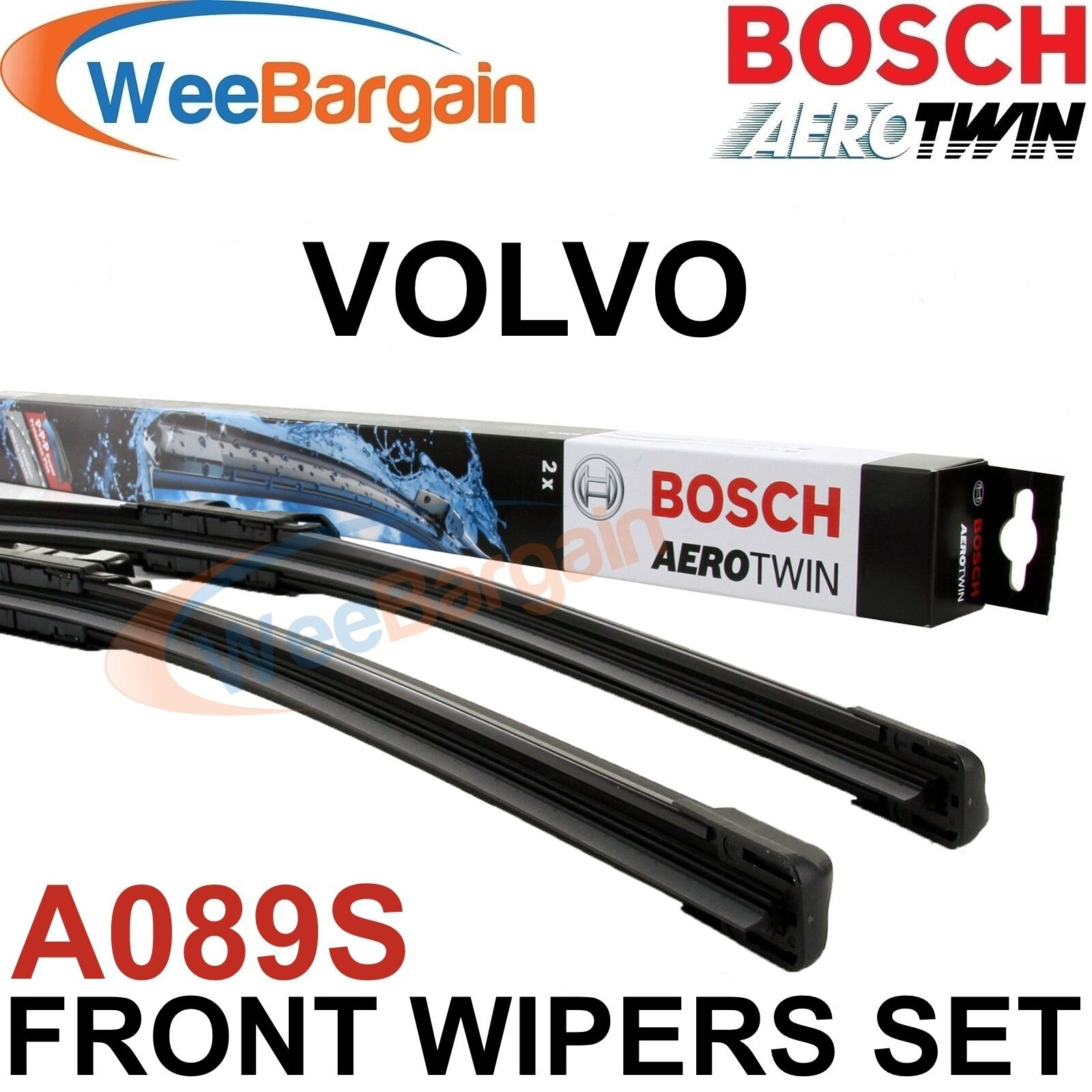Volvo S60: Wipers and washers