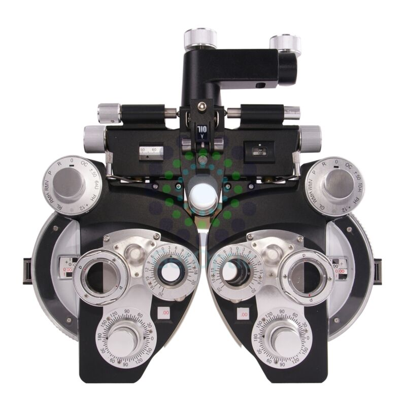 Brand New Manual Refractor Phoropter Optical Phoroptor Optometry