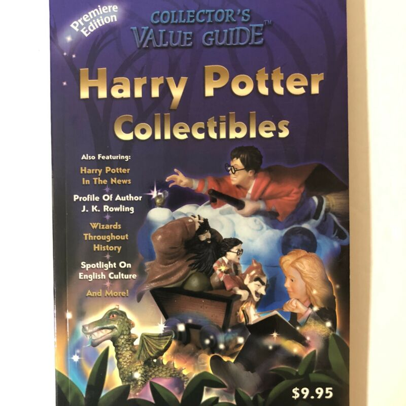 Harry Potter Collector's Handbook & Price Guide 2000 Premiere Edition