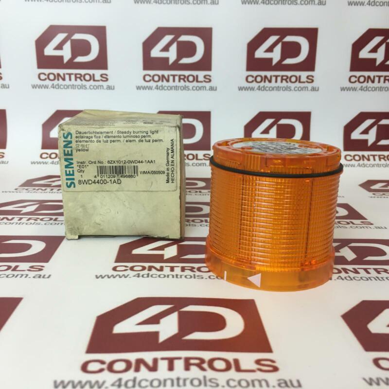 8WD4 400-1AD   Siemens   Signaling Column Diameter 70mm - New Surplus Open