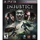 Injustice: Gods Among Us Video Games