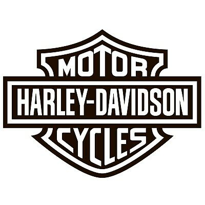 Harley Davidson Motorcycle Cruiser Vrod Street Glide Window Decal Sticker Vinyl  Harley Motorcycle Decals