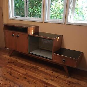 Mid Century Sideboard/Room Divider. Kincumber Gosford Area Preview