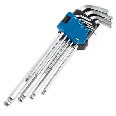 Innensechskantschlüssel 9 Teilig Sechskantschlüssel Innen Imbus Imbusschlüssel
