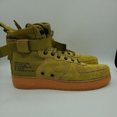 NIB Men's Nike sz 10 SF Air Force 1 Mid AF1 Special...