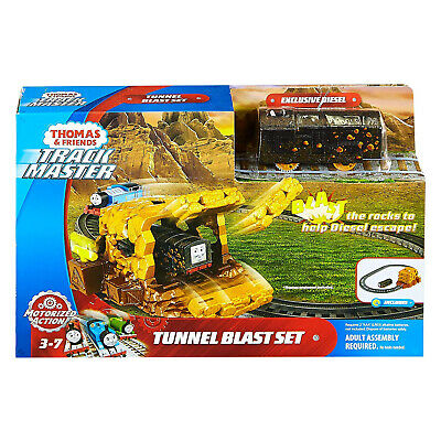 Thomas and Friends Track Master, Tunnel Blast Set Diesel