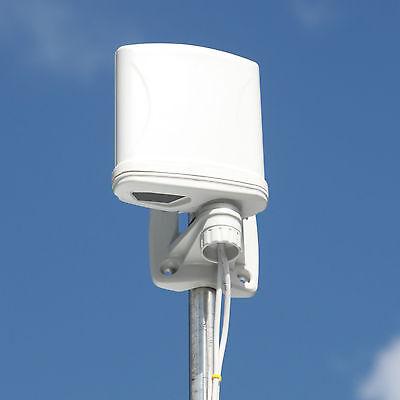 4G & 3G LTE Mimo Esterno Antenna TS9 & Sma Huawei E5577 E5180 Ee Cubo