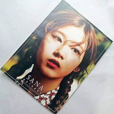 Twice Sana Photobook Album Magazine Jeju Island Photo book K-pop Nature Card DVD