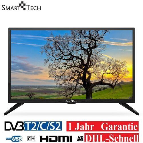 Fernseher 24 Zoll HD LED TV✅HDMI USB VGA CI ✅Triple Tuner ✅EEK- A✅Schnell