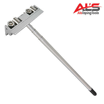 Platinum Corner Roller With Rankee 3-8 Ft Extendable Handle New