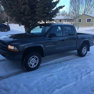 2002 Dodge Dakota 4x4 V8