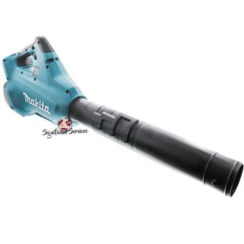 New Makita XBU02Z 36V X2 18V LXT Cordless Brushless 120 MPH Yard Leaf Blower
