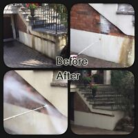 Pressure Wash Cleaning For your home or Business