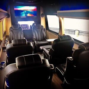 Mercedes Sprinter 11 Pass  by Absolute Styling 1(855)546-6604