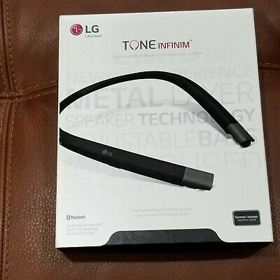 LG TONE HBS-920 Infinim Bluetooth Wireless Stereo Headphones with Harman Kardon