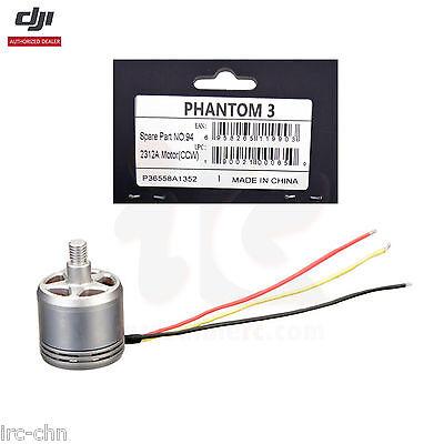 DJI Phantom 3 Pro/Adv/Sta RC Drone Part 94 2312A Motor Counterclockwise (CCW)
