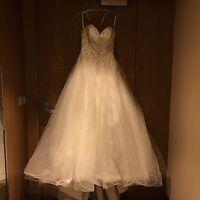Wedding Dress - A line Wedding Dress