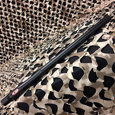 "NEW Custom Products CP 1 Piece Advantage Barrel - Dust Black - Cocker .689 - 16"""