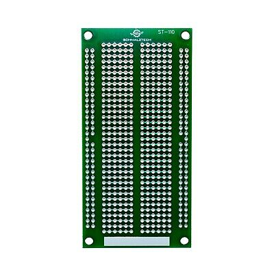 Diy Proto Perf Board Permanent Breadboard With Solder Mask 4x2 St-110