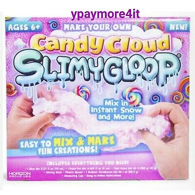 Candy Cloud SlimyGloop Slime Kids Craft Kit Toy Goop Maker](Slime Kit)