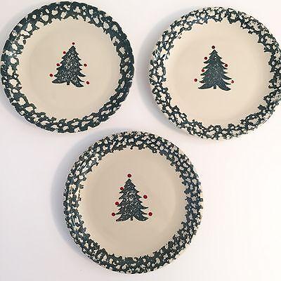 Folk Craft Winter Wonderland Dinner Plates 10