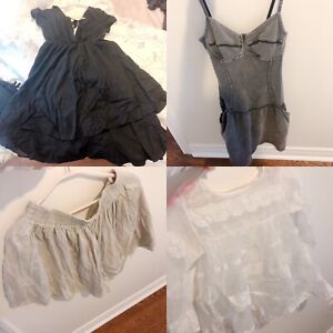 Dresses set for 20 dollars include brand new Wilfred dress