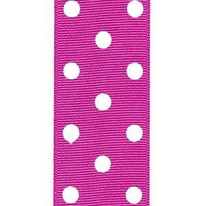 Polka Dot Grosgrain Ribbon | eBay