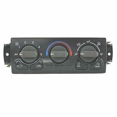 Gmc Yukon Heater - ✅ 99-02 GMC Yukon Chevy Silverado 1500 A/C Heater Temp Climate Control 15054698