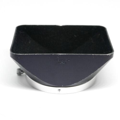 :Konica 35mm Wide Angle Metal Clamp-On Lens Hood for AR Hexanon 35mm f2.8