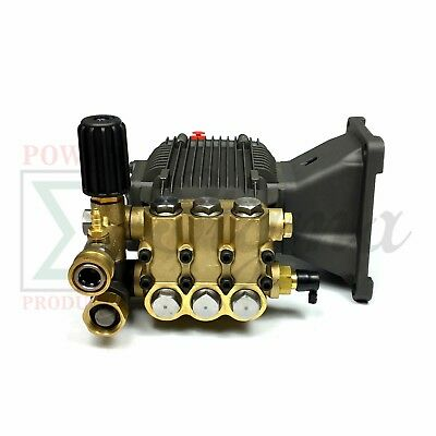 4000psi Pressure Washer Pump Horizontal Shaft 1 For Eb4040ha With Honda Engine