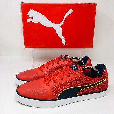 *NEW* Puma X Red Bull Racing Wings Vulc (Men's Size 11.5) Athletic Sneaker Shoe