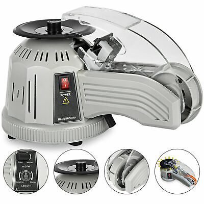 Automatic Tape Dispensers Electric Adhesive Tape Cutter Machine Zcut-2 Us Stock