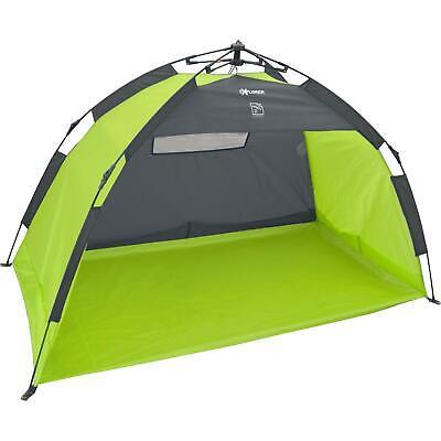 Strandmuschel EXPLORER Pop up Quick Automatik Beach Tent Sonnenschutz UV80+ 2020
