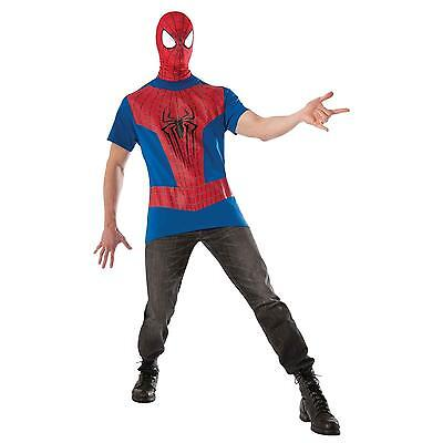Spiderman Costumes For Adults (Spider-Man 2 Costume Kit for Adults (all sizes) New by Rubies)