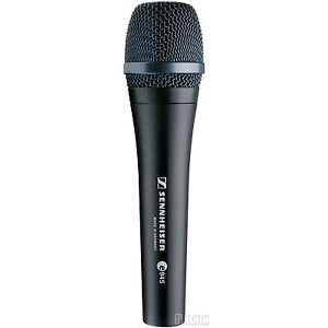 Sennheiser e945 Vocal Dynamic Microphone e 945 Handheld Supercardioid Mic NEW