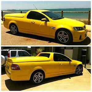 2011 Holden SV6 Series II Manual Ute Wickham Roebourne Area Preview