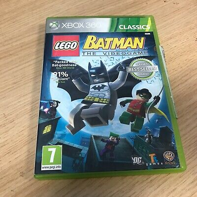 XBOX 360  - LEGO Batman THE VIDEOGAME  XBOX 360