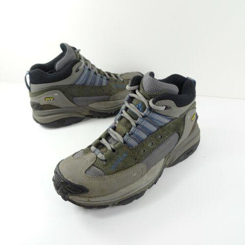 VASQUE GoreTex XCR Womens Size 6.5 M Hiking Shoes Gray Model 7375