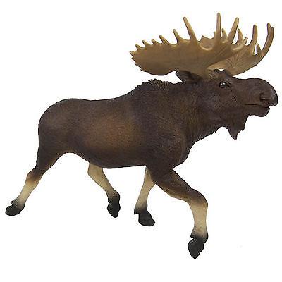 Moose Wildlife Wonders Figure Safari Ltd NEW Toys Educational Figurine