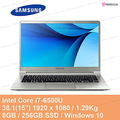 "SAMSUNG Notebook 9 NT900X5L-K78S 15"" 1.29Kg Core i7 6500U 8GB 256GB SSD Win 10"