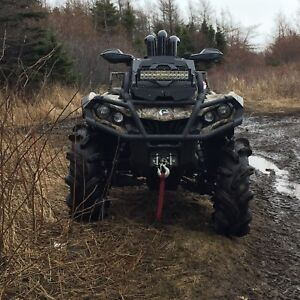 2013 CAN AM XMR 1000