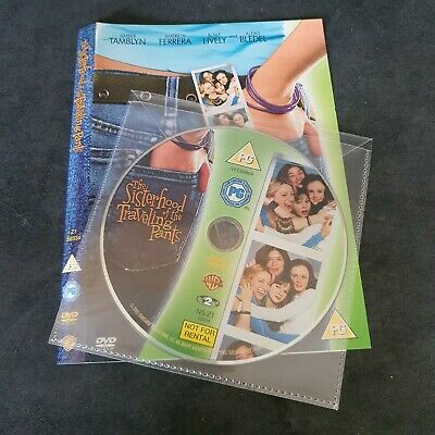 DVD Movie* - The Sisterhood of The Traveling Pants INSERT & DISC ONLY