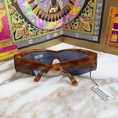 95473f060a GIANNI VERSACE brown tortoise sunglasses UPDATE Mod. 674 Col. 863 BD