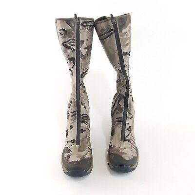 $260 Mens Under Armour Ridge Reaper Ops Hunter Camo Boots Sz 8.5 (1262052-900)