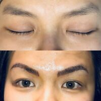 PhiBrows Microblading treatment $250 - December only