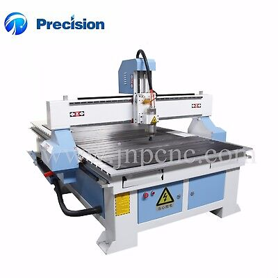 Furniture Industry 1325 With 3.0 Kw Spindle Cnc Router 3 Axis