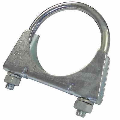 La abrazadera del escape 70mm - 4 abrazaderas BZP